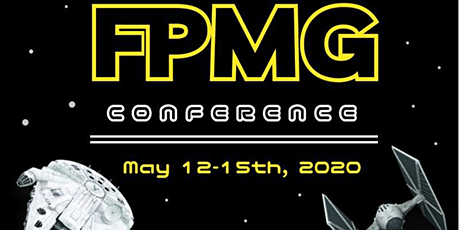 2020 FPMG Conference tickets