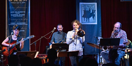Free Jazz Performance: Ryan Keberle & Catharsis tickets
