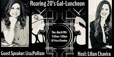 Roaring 20's Gal-Luncheon tickets