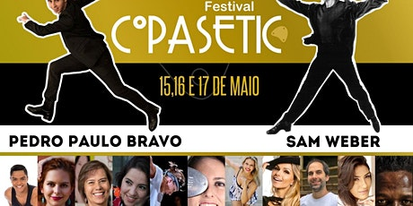 Festival Copasetic - Workshops ingressos