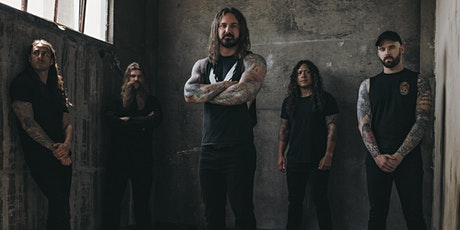 As I Lay Dying Burn To Emerge Tour Powered by Heart Support tickets