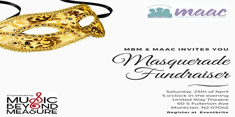 MAAC & MBM Masquerade Fundraiser tickets