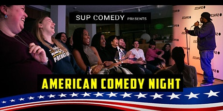 American Stand-Up Comedy Night tickets