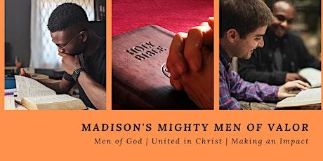 Madison's Mighty Men of Valor Breakfast & Fellowship tickets