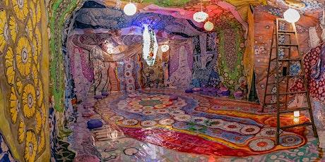 "Soundbath & Chakra Meditation Inside ""Alchemy Tunnel"" Installation tickets"