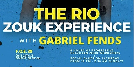 The Rio Zouk Experience with Gabriel Fends tickets