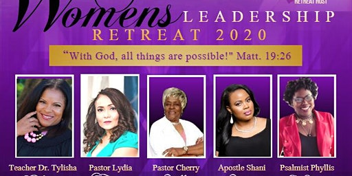 """Pioneering The Decade"" Women's Ministry Leadership Retreat"