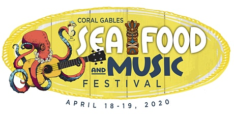 CORAL GABLES SEAFOOD  & MUSIC FESTIVAL tickets