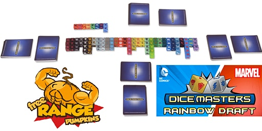 Dice Masters Rainbow Draft