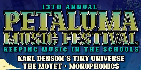 Petaluma Music Festival tickets