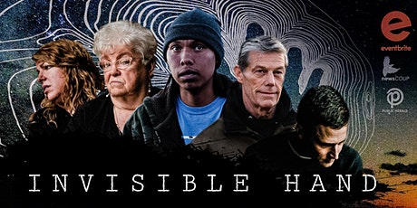 """INVISIBLE HAND Pittsburgh Premiere """"Rights of Nature Documentary""""  tickets"""
