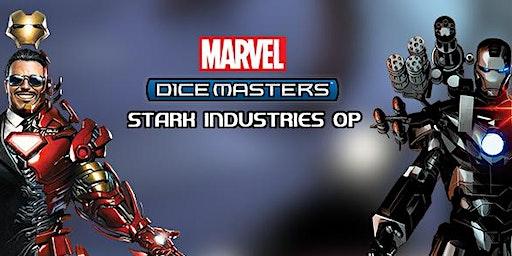 Marvel Dice Masters: Stark Industries OP (Constructed)