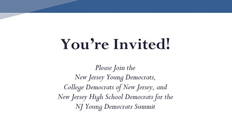 New Jersey Young Democrats Summit tickets