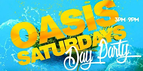 THE OASIS ATL R&B DAY PARTY tickets