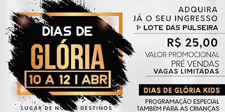 CONFERENCIA DIAS DE GLORIA 2020 ingressos