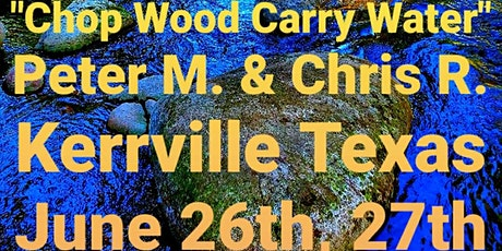 Chop Wood Carry Water tickets