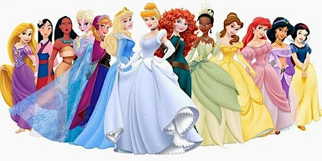 Night out with the princesses! 2 tickets
