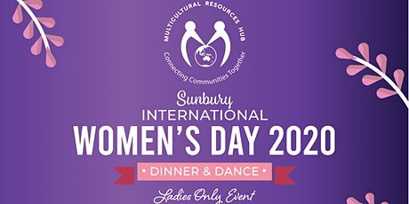 Sunbury International Women's  Day 2020 tickets