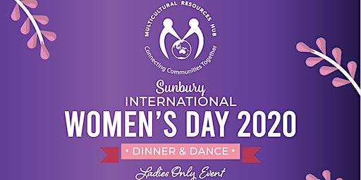 Sunbury International Women's  Day 2020