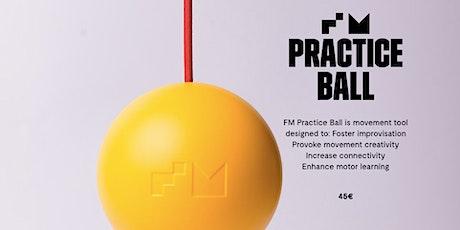 PRACTICE BALL - WORKSHOP - HONG KONG tickets