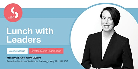 Salon Canberra: Lunch with Leaders tickets