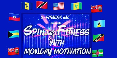 Brooklyn's  After work Soca & Spin class #MotivationMonday tickets