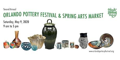 Orlando Pottery Festival & Spring Arts Market tickets