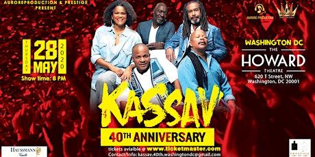 Kassav's 40th Anniversary-Washington, DC tickets