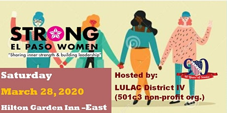 Strong El Paso Women -Sharing Inner-Strength & Building Leadership Conference tickets