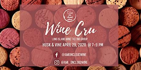 Wine Tasting at Husk and Vine  tickets