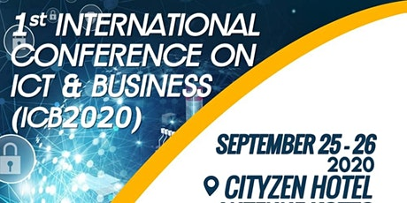 1st International  Conference On ICT and Business (ICB2020) billets