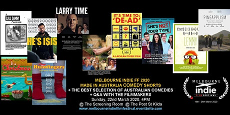 Melbourne Indie Film Festival 2020 – LOL Sunday Comedies tickets