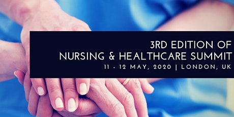 3rd Edition of Nursing & Healthcare Summit tickets