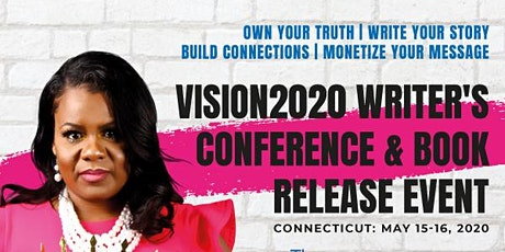 Vision2020 Writer's Conference & Book Release Celebration tickets
