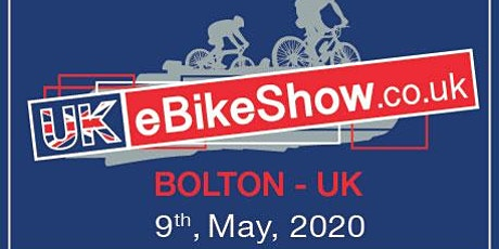 UK EBIKE SHOW 2020 tickets