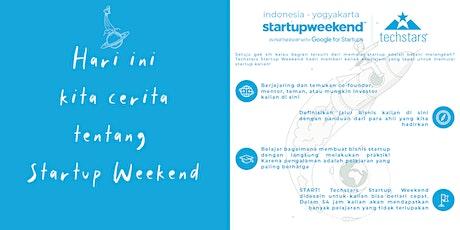 Startup Weekend Yogyakarta 2020 tickets
