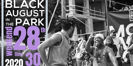 Black August in the Park 2020 tickets
