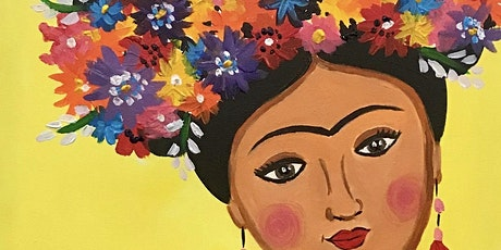 Paint & Sip Night - Painting Frida Kahlo @ CHANCELLOR TAVERN tickets