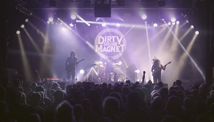 Dirty Sound Magnet - Jimmy's, Liverpool, UK image