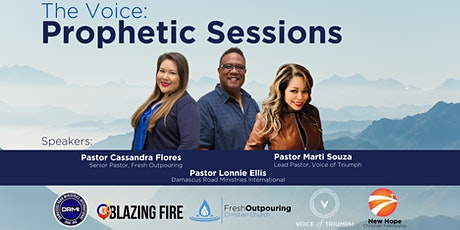 The Voice: Prophetic Sessions tickets