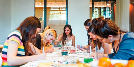 Anyone can do Brush Lettering with Watercolours - Calligraphy Workshop tickets