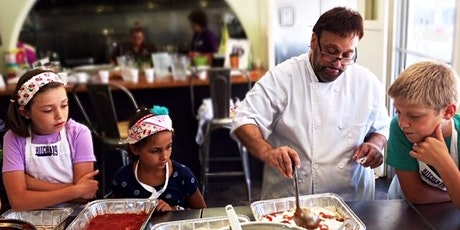 KITCHEN KAMP FOR KIDS - Junior Chefs, age  9 TO 14  - 2020 tickets