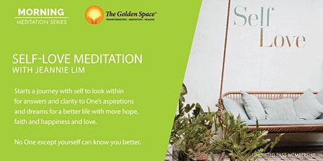Self-Love Meditation tickets