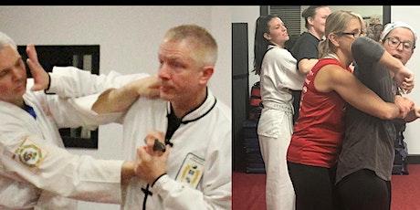 Online Self-Defense Training tickets