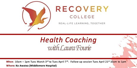 Health Coaching with Laura Fourie tickets