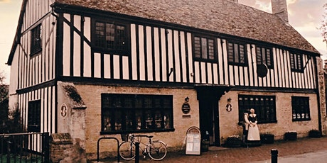 Oliver Cromwell House Ghost Hunt- 04/07/2020- £45 P/P tickets