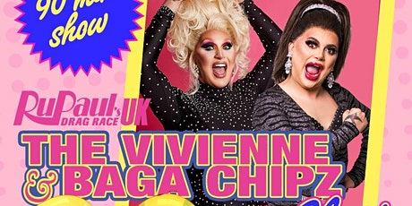 (NEW DATES) Klub Kids Brighton - The Vivienne & Baga Chipz Show (ages 14+) tickets