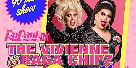 Klub Kids Brighton presents The Vivienne & Baga Chipz Show (ages 14+) tickets