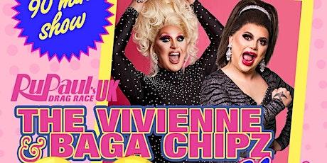 Klub Kids Southampton presents The Vivienne & Baga Chipz Show (ages 14+) tickets