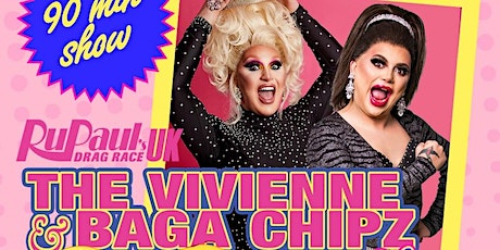 Klub Kids Newcastle presents The Vivienne & Baga Chipz Show (ages 18+) tickets